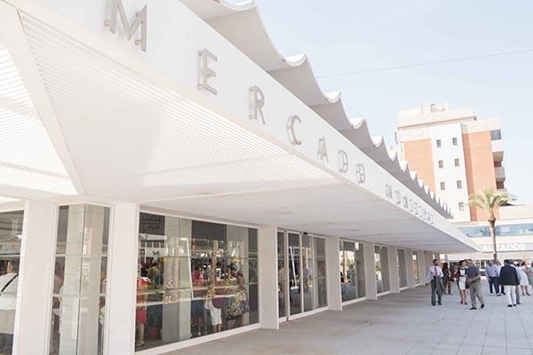 Inaugurado el Mercado de Abastos de Roquetas de Mar
