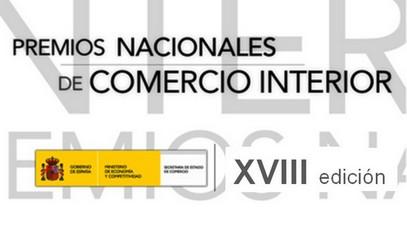 Convocatoria de los Premios Nacionales de Comercio Interior 2015